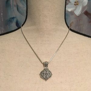 Jewelry - Sterling Silver 925 Chain with Pendant